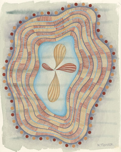Rochelle Toner, 'Stitch', 2013