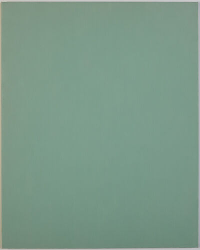 Phil Sims, 'Untitled green ', 2004