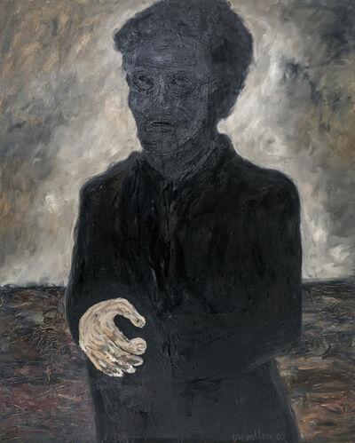Vincent Leow, 'Portrait and Hand', 2009
