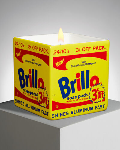 Andy Warhol, 'Yellow Brillo Box', ca. 2015