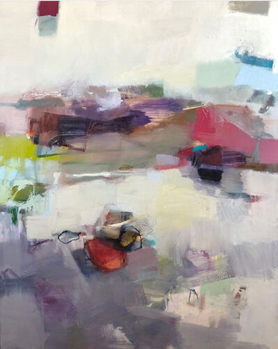 Sharon Paster, 'Mudbank', 2017