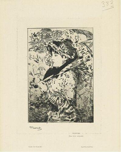 Édouard Manet, 'Jeanne (Le Printemps)', 1882