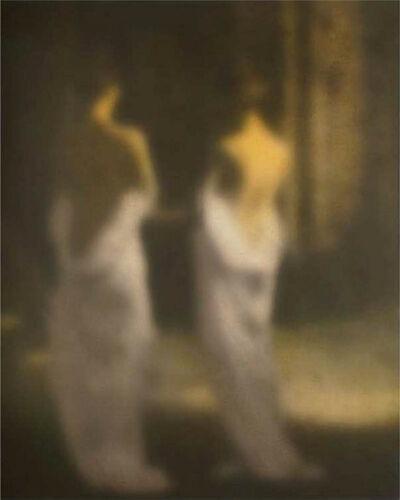 Nikolai Makarov, 'Zwei Frauen', 2018