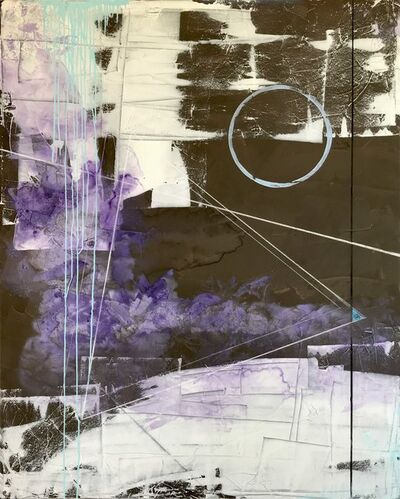 Daniel Shogren, 'Moonbeams Kiss the Sea, New Moon | Metamorphosis Series', 2019