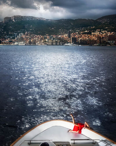 David Drebin, 'Falling for Monte Carlo', 2018