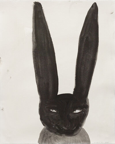 Klara Kristalova, 'Harens porträtt / The Portrait of the Hare', 2016