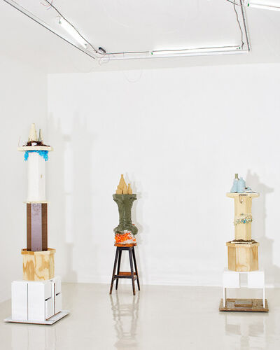 Jan De Cock, 'Gift', 2014, ‐03, ‐12