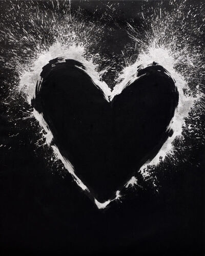 Richard Hambleton, 'Heart (LE)', 2015