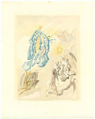 Salvador Dalí, 'The Apotheosis of Virgin Mary', 1963