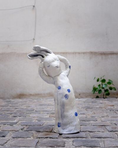 Clémentine de Chabaneix, 'Polka dot rabbit', 2018