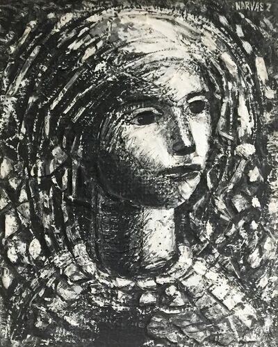 Francisco Narvaez, 'Rostro ', 1962