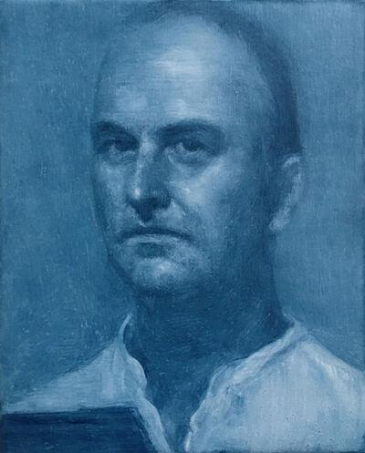 Peter Martensen, 'Blue Morten', 2020