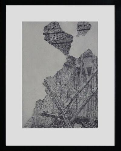 Luis Alberto Chenche, 'Sobre el derribo', 2018