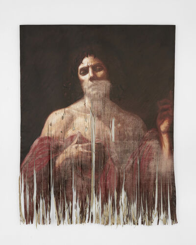 Titus Kaphar, 'Untitled (Martyr)', 2008
