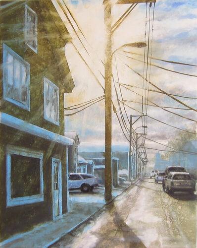 Daniel Bodner, 'Commercial Street', 2017