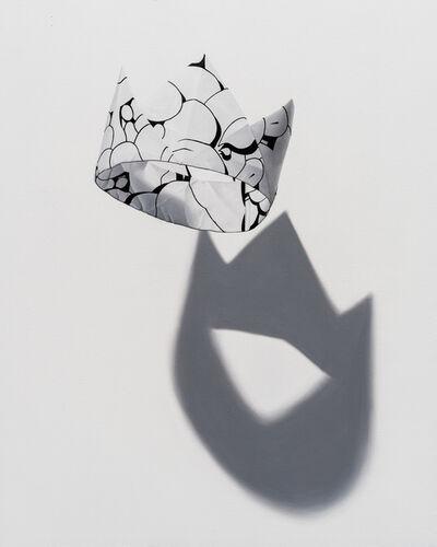 Nuno Viegas, 'Paper Crown I', 2018