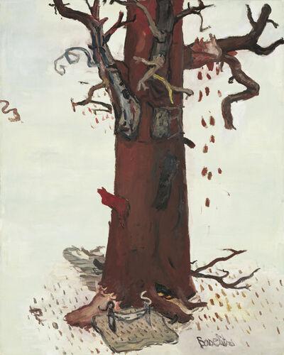 Georg Baselitz, 'The Tree', 1966