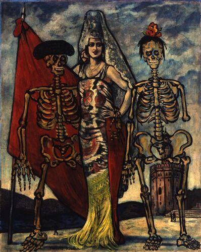 """Francis Picabia, '""""La Révolution Espagnole""""'"""