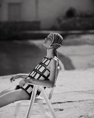 Thanassis Krikis, 'Sunbathing 1', 2020