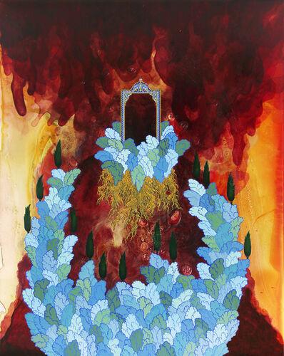 Hedieh Javanshir Ilchi, 'Caress my darkness, liminal lover 2', 2016
