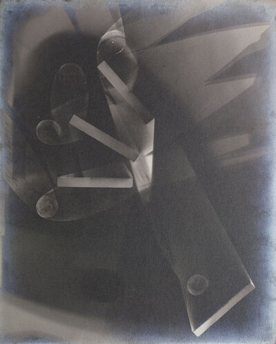 Arthur Siegel, 'Photogram', 1937