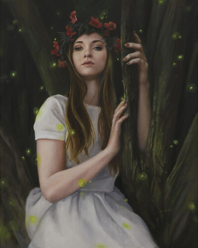 Sara Scribner, 'Afterglow', 2017