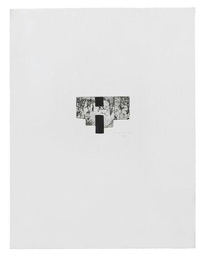 Eduardo Chillida, 'Rem I Pala', 1994