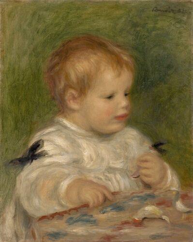 Pierre-Auguste Renoir, 'Jacques Fray', 1904