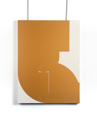 """Chad Hasegawa, 'Untitled """"Rust""""', 2019"""