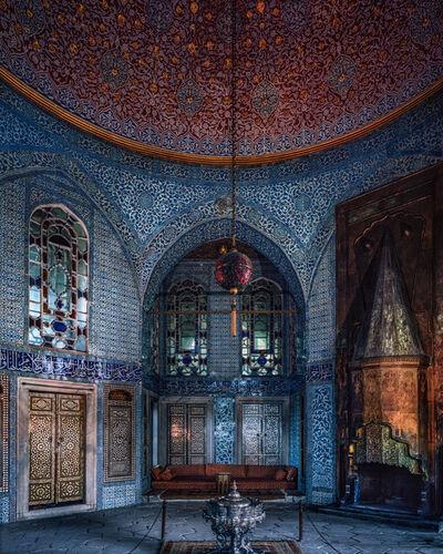 Ahmet Ertug, 'Baghdad Pavilion, Topkapi Palace', 1978