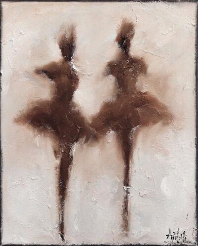 Mark Acetelli, 'Two Dancers #3', 2020