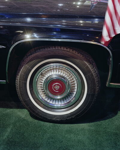 Alec Soth, 'Reagan's Limousine', 2008