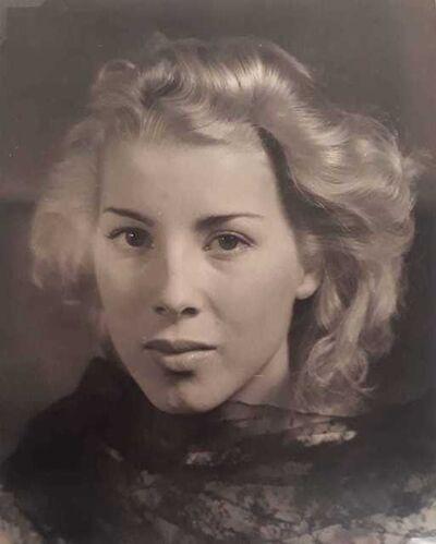Florence Henri, 'Untitled (Portrait of Von Von)', 1937