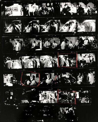 Robert Frank, 'Contact Sheet #80 (Indianapolis, Indiana)', 2009
