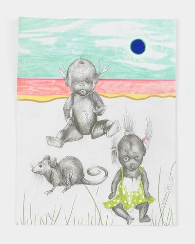 Lavar Munroe, 'Baby Doll', 2008-2020