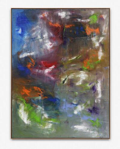 Dan Rees, 'Artex painting', 2012