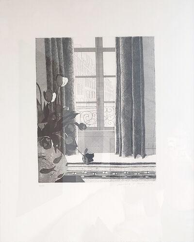 David Hockney, 'Rue de Seine', 1972