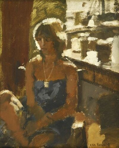 Ken Howard, ''IN THE STUDIO''
