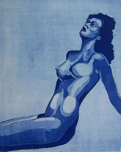 Jacob Gildor, 'Nude II', 1996