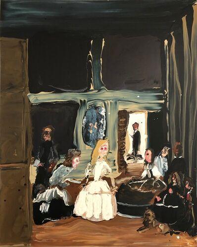 Genieve Figgis, 'Las Meninas After Velazquez', 2016