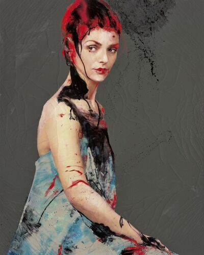 Lita Cabellut, 'Impulse 7', 2015