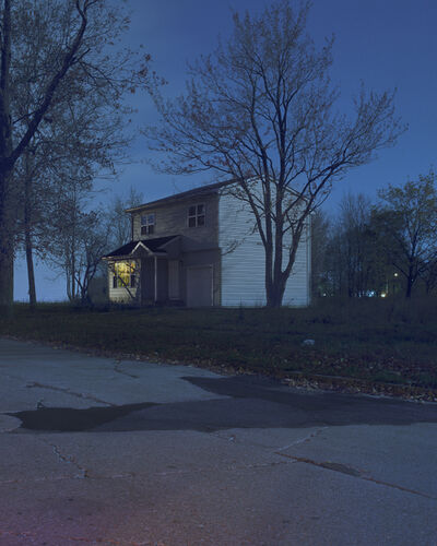 Todd Hido, '2319-b', Shot 1999 -released and printed in 2019