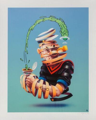 Super A, 'Popeye the Sailor Man', 2019
