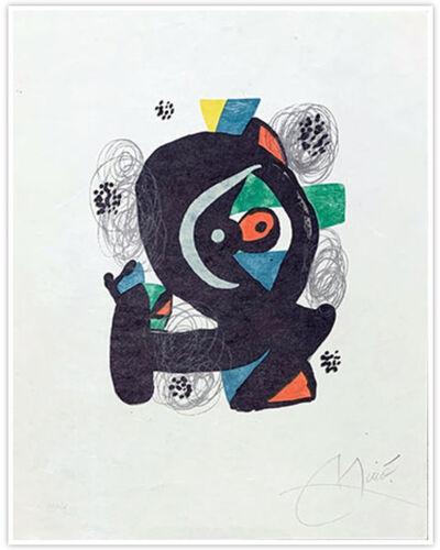 Joan Miró, 'Mélodie acide', 1980