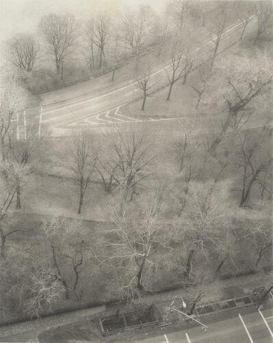 Madoka Takagi, 'Central Park, West 74th Street', 1990