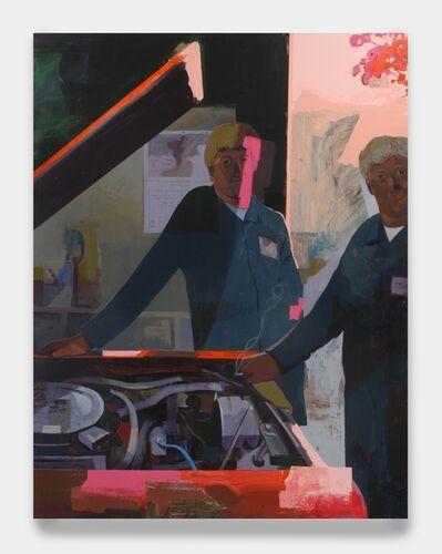 Matt Bollinger, 'O'Brien and Son', 2020