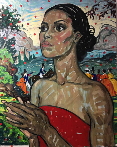 Rebecca Leveille, 'State of Grace', 2017
