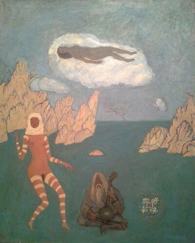 Sergey Maslov, 'Dream-17', 1991