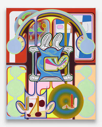 Eric Shaw, 'Brain Reality', 2021