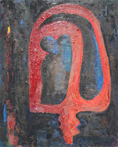 Gunter Damisch, 'Ohne Titel', 1984